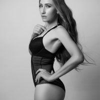 Fotoshooting mit Fermate Studio in Berlin - Portrait, Body, Lingerie
